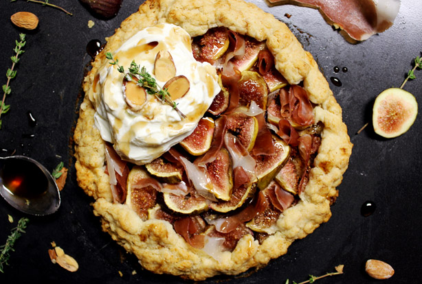 ... galette strawberry galette apple galette apple galette fig galette