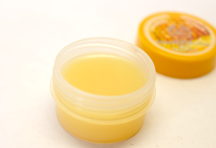 The Body Shop Honeymania Lip Butter