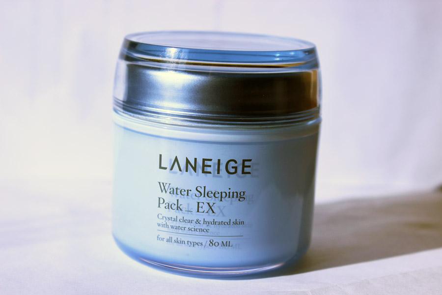 Laneige Water Sleeping Pack EX...Korean skincare fav