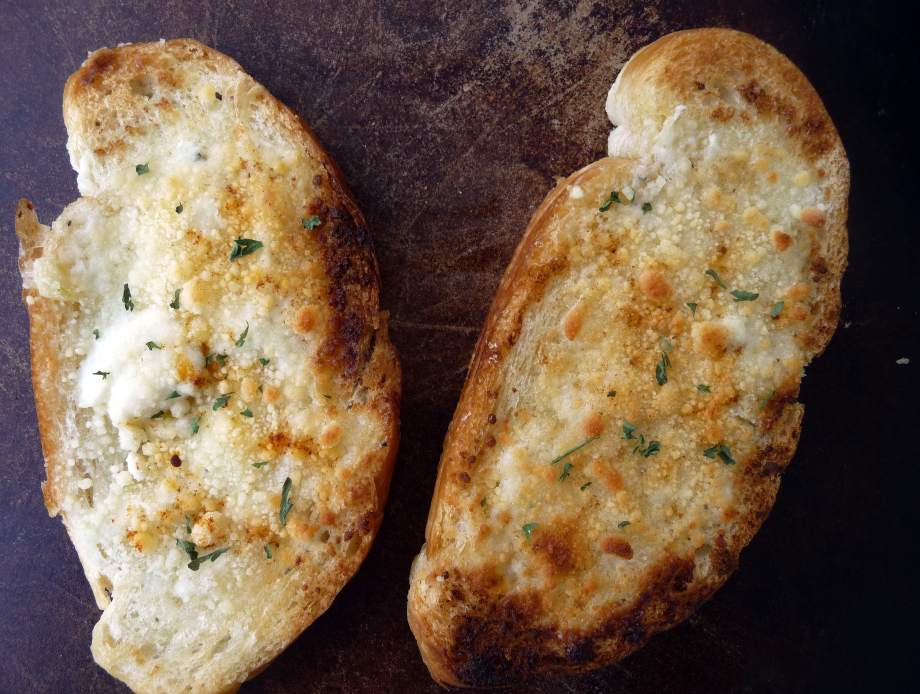 Blue Cheese Bubble Bread