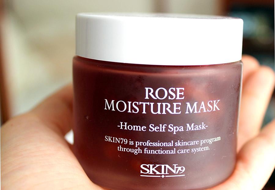 Skin 79 Rose Moisture Mask