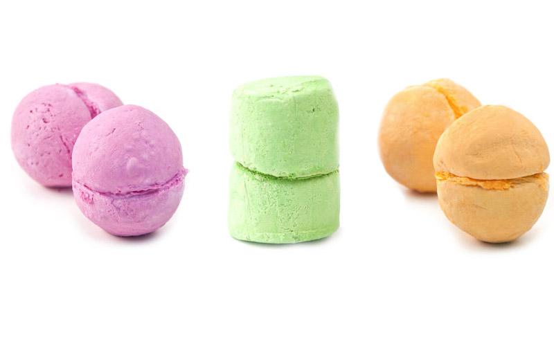 15 Macaron Inspired Beauty Products - Macaron Bath Bars