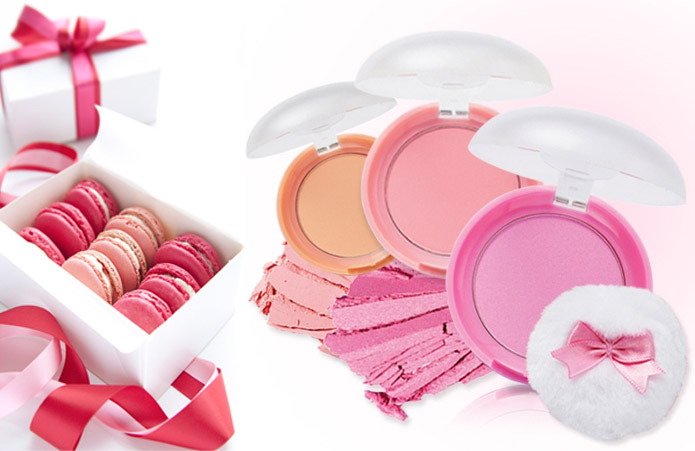15 Macaron Inspired Beauty Products - Macaron Blush