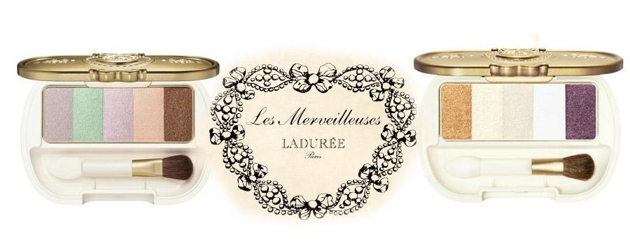 15 Macaron Inspired Beauty Products - Laduree Eyeshadow Palettes